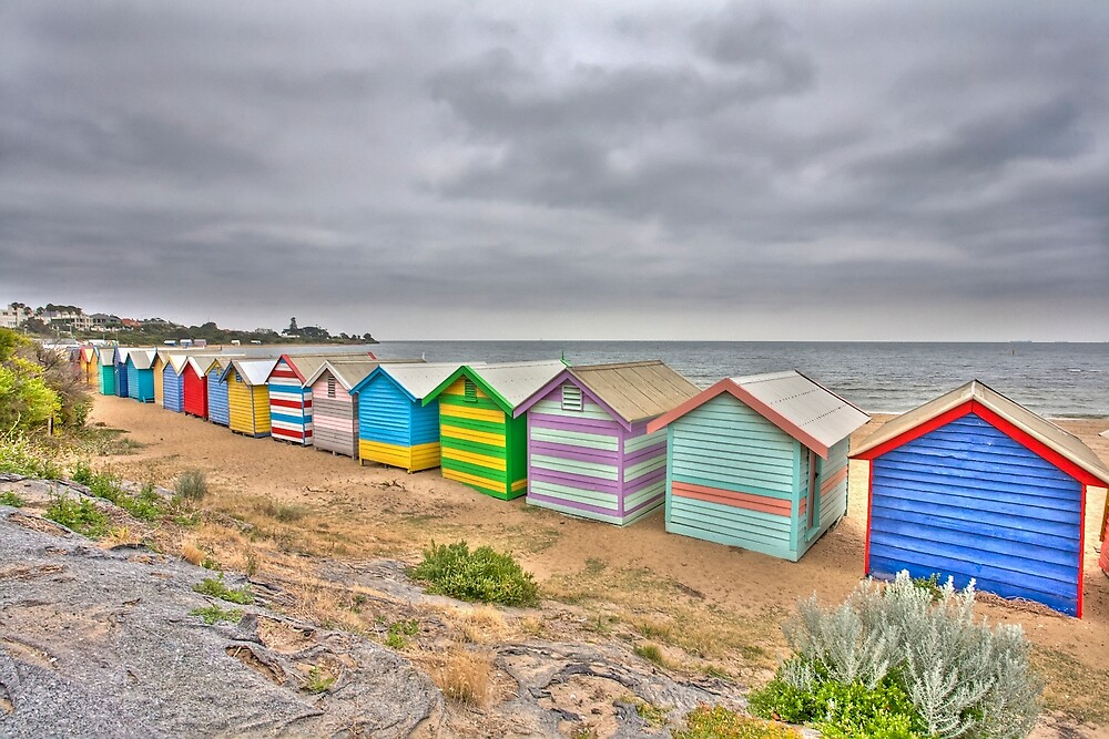Box of Colours by Shari Mattox-Sherriff