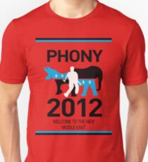 PHONY 2012 (LOOKS LIKE KONY2012) T-Shirt
