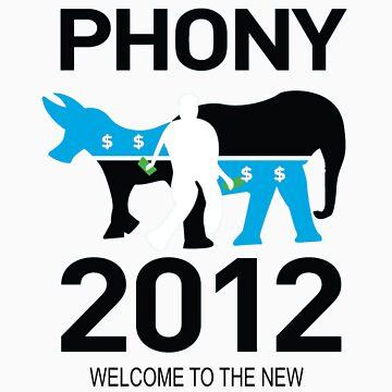 PHONY 2012 (LOOKS LIKE KONY2012) by Borisr55