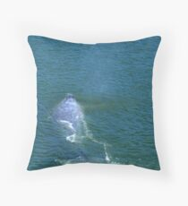 Whale Music (1) Throw Pillow