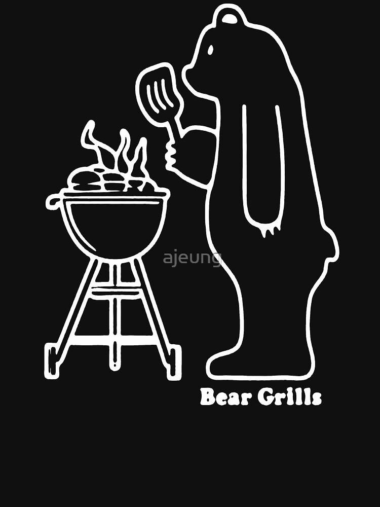 Bear Grills Grylls by ajeung