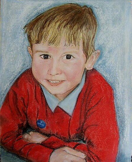 My Grandson Max by MrDavid
