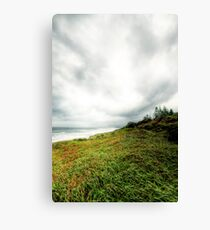 Old Bar Beach Canvas Print
