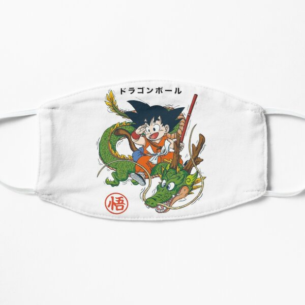 Sangoku Shenron Dragon Ball Z Mask