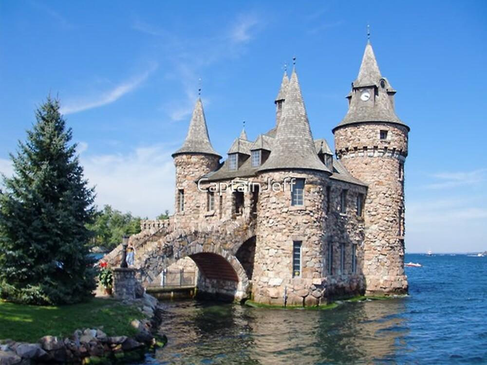 Bolt Castle Pump House by CaptainJeff