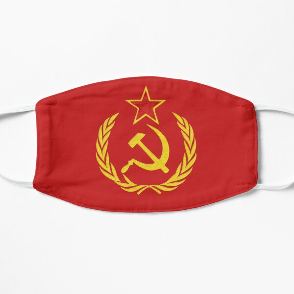 HAMMER AND SICKLE Mask