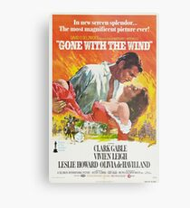 Gone With The Wind - 2 Metal Print