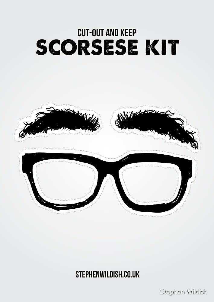 Scorsese Kit by Stephen Wildish