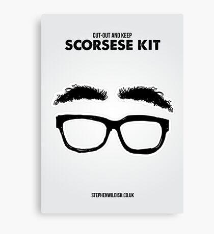 Scorsese Kit Canvas Print