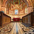 Mosaics at Copford by hebrideslight