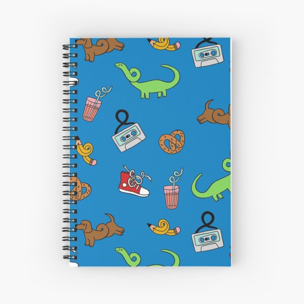 Twisted Spiral Notebook
