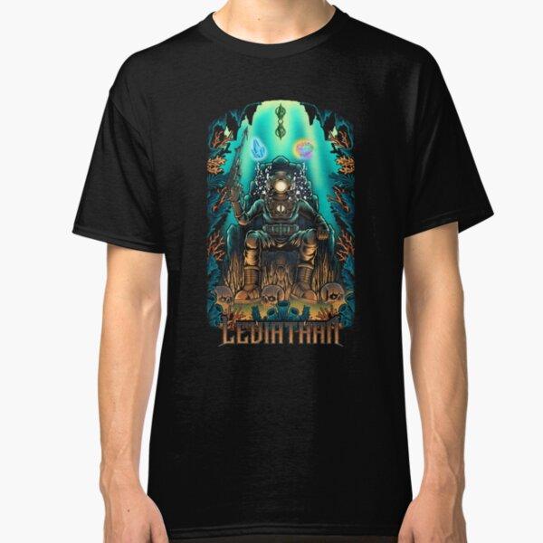 Leviathan Diver Classic T-Shirt