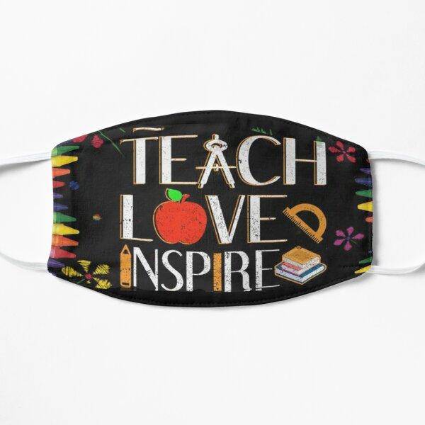 Teach Love Inspire Mask Teacher Face Mask Mask