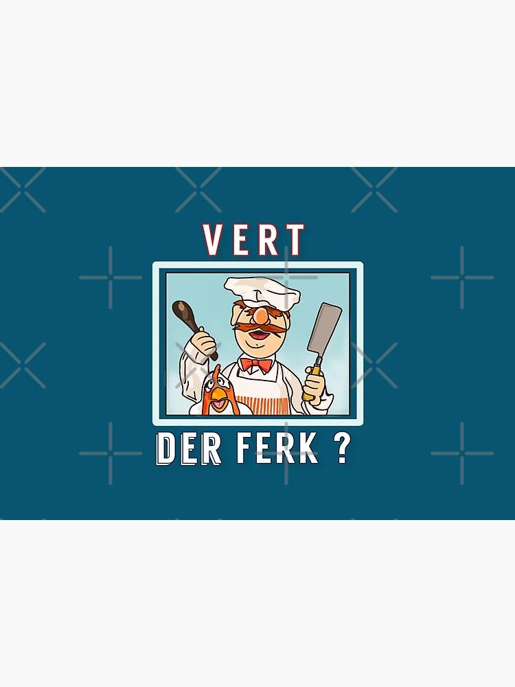 Vert der Ferk? Schwedischer Koch von MimieTrouvetou