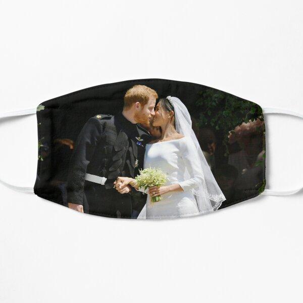 Wedding of Prince Harry and Meghan Markle Flat Mask
