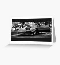 1985 Firebird Trans-Am Greeting Card