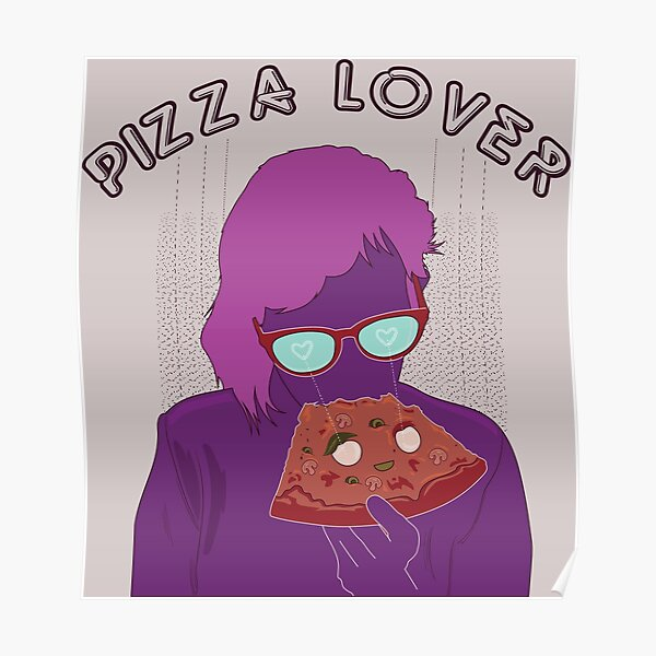 Pizza Lovers Poster