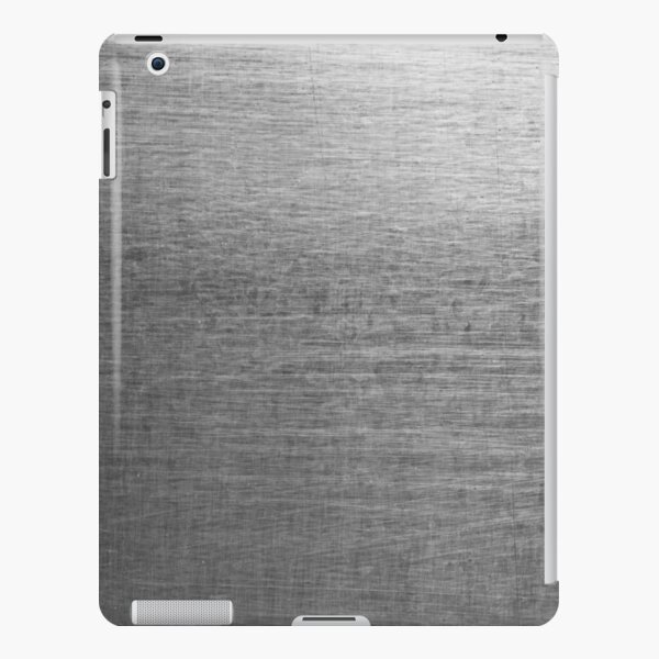 Metal texture iPad Snap Case