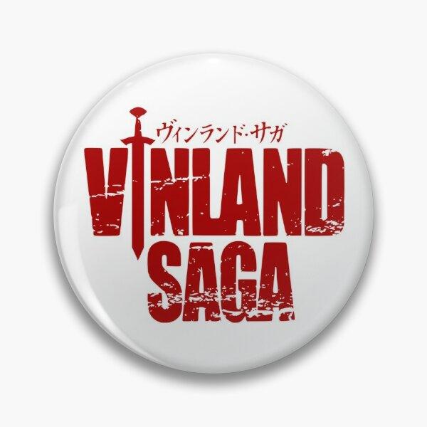 Vinland saga logo - t-shirts Pin