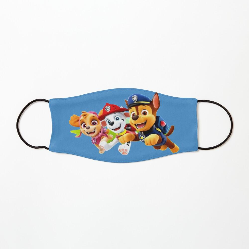 Paw Paw Patrol  Mask