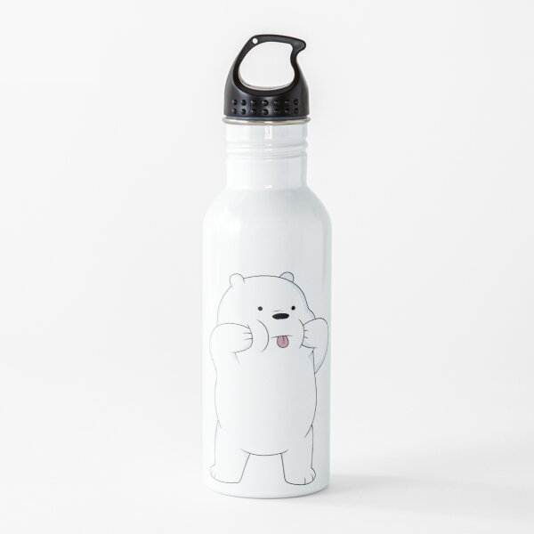 We Bare Bears - Ice Bear Water Bottle