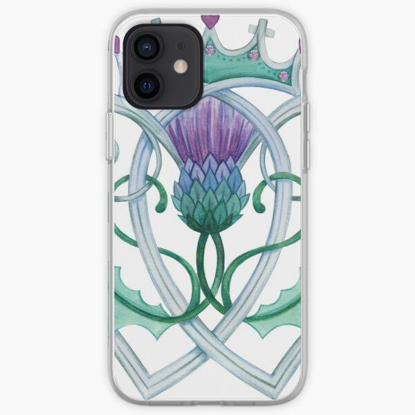 Luckenbooth iPhone Soft Case