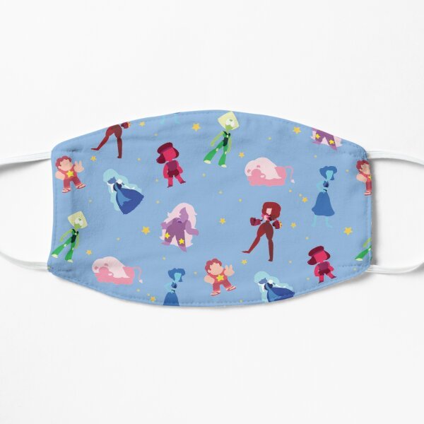 Steven Universe Characters and Stars Pattern Mask