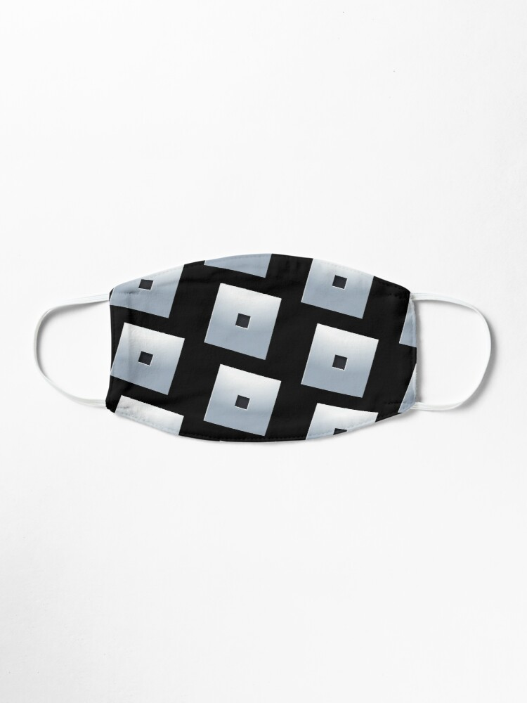 Roblox Silver Block Mask By T Shirt Designs Redbubble