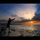 Fisherman by iamwiley