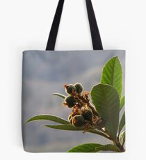 Bouquet of Young Fruits Tote Bag