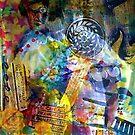 Artpourri by Rick Wollschleger
