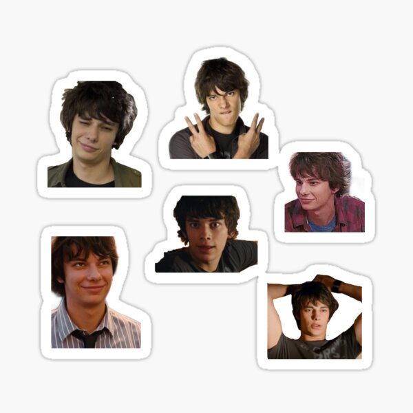 Rodrick Sticker Pack Sticker