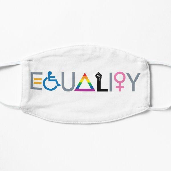 Gleichberechtigung Maske