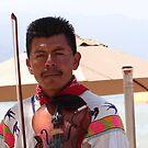 Huichol Musician by PtoVallartaMex