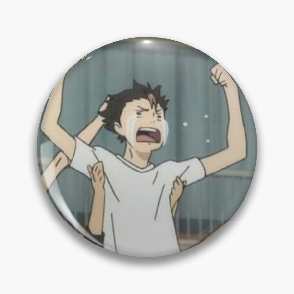crying noya | haikyuu Pin