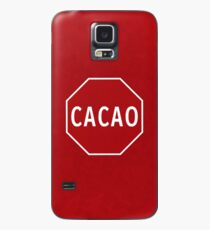 Cacao! Case/Skin for Samsung Galaxy