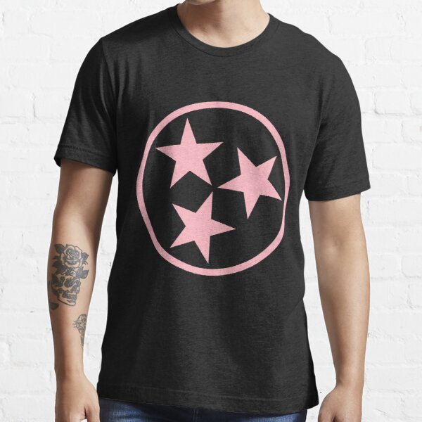 Pink Tennessee State Flag  Essential T-Shirt