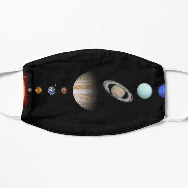 Solar System Flat Mask