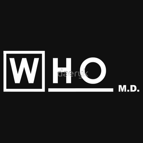 TShirtGifter presents: WHO M.D.