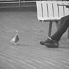 pigeon toes... by ChernobylBob