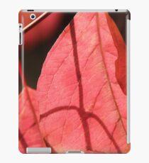 Leaf Shadow iPad Case/Skin