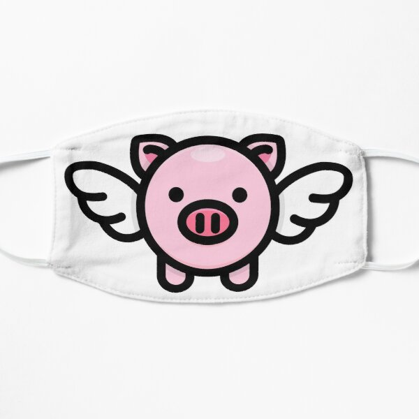 When Pigs Fly: Pink Mask