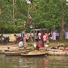 Keralan Coracles by DeborahDinah