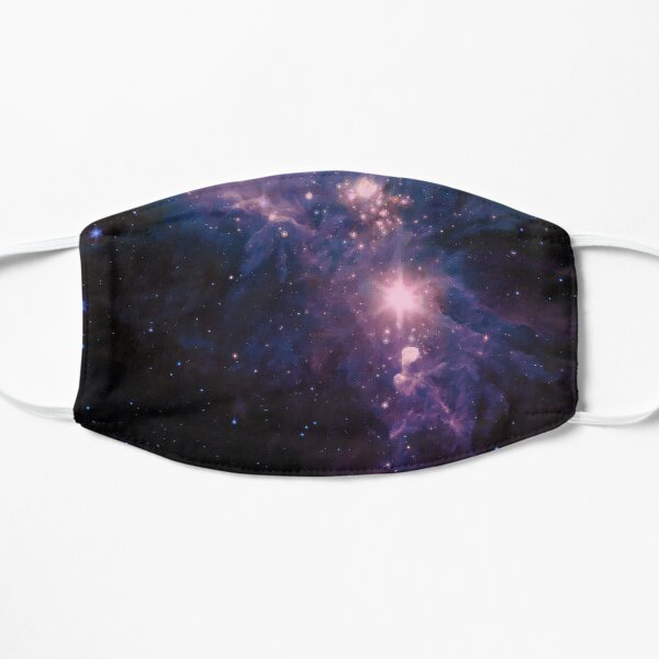 Galaxy and stars Mask