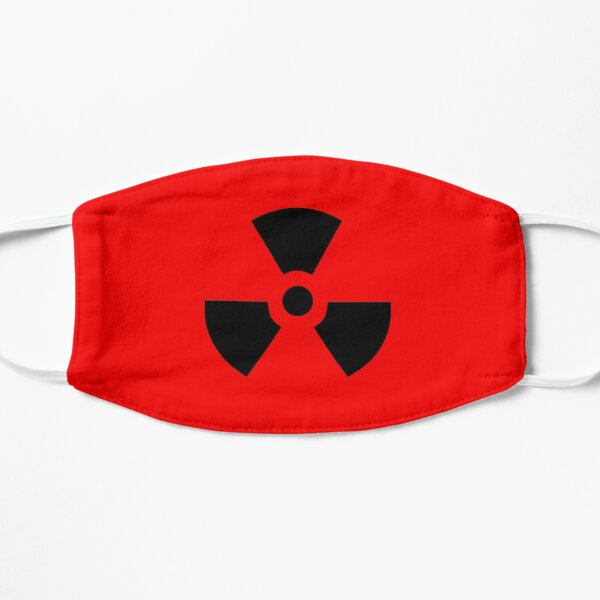 Radioactivité Masque sans plis