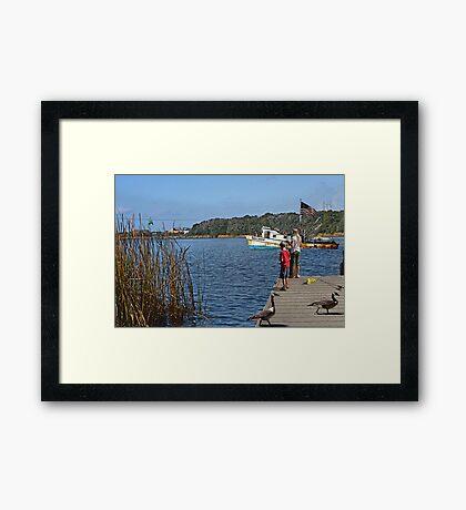 Panama City, Florida Framed Print