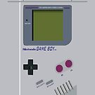 GameBoy Iphone Cover by drewblack9