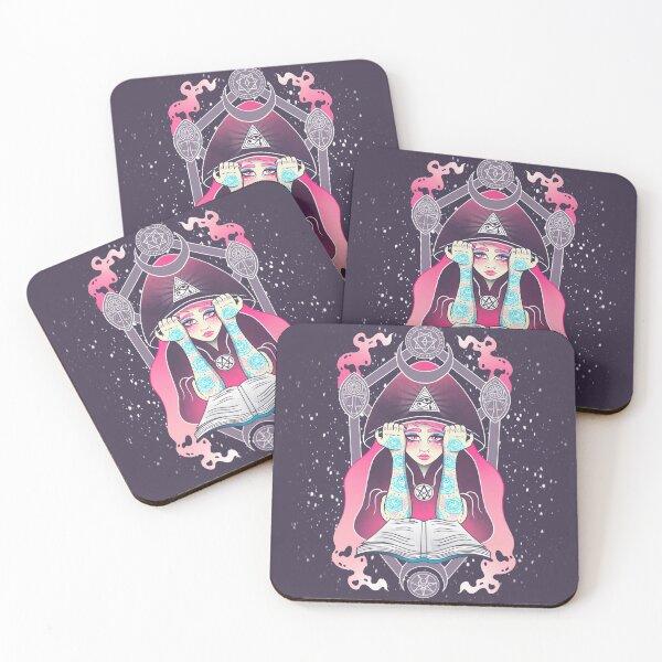 Thelema Coasters (Set of 4)