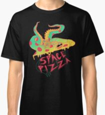 Space Pizza Classic T-Shirt