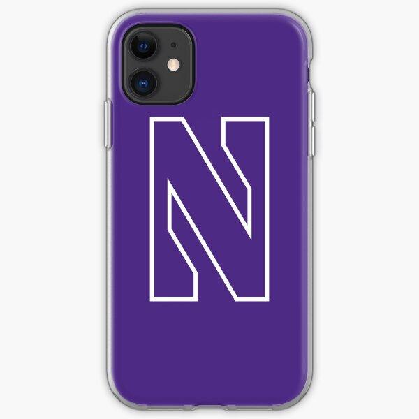Wildcats-Northwestern  iPhone Soft Case